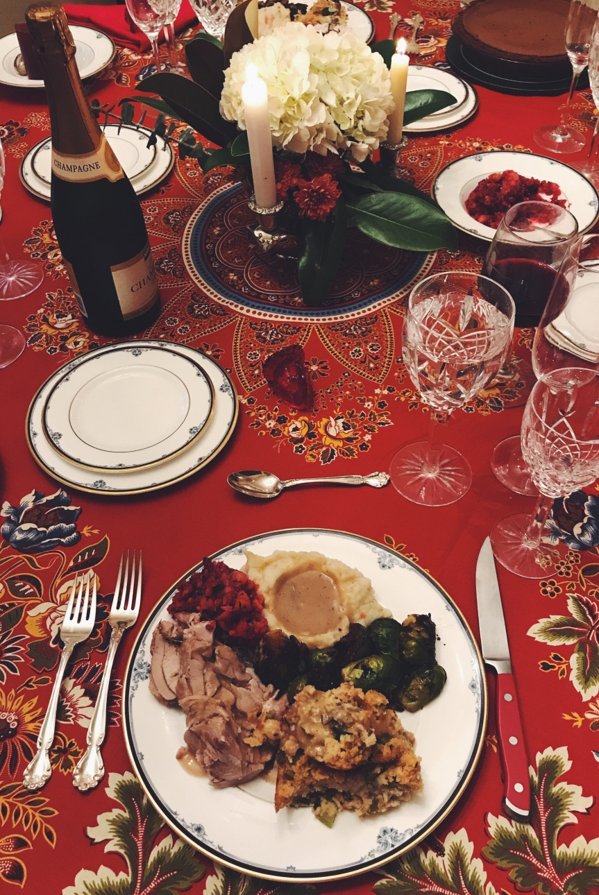 4 Friends and Their Favorite ThanksgivingTraditions